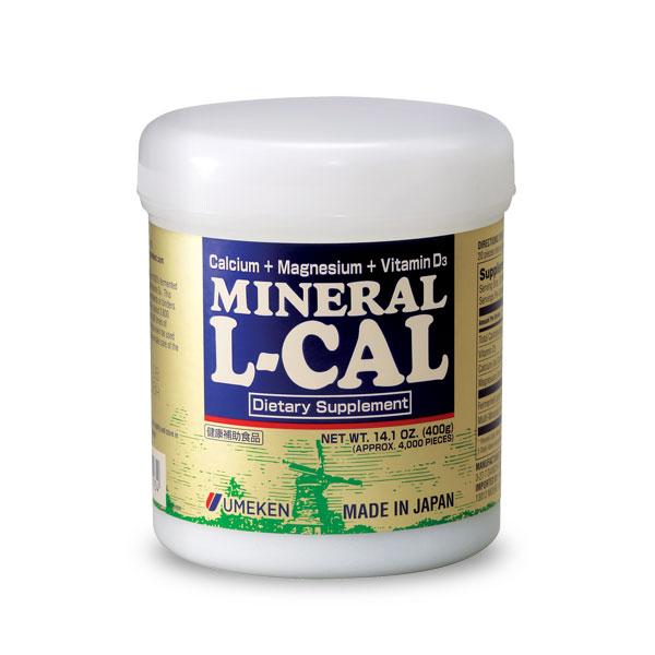 Mineral L-Calcium / 6 mth supply (4,000 balls)