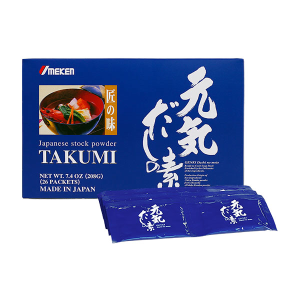 Takumi (Japanese Stock Powder) / 8g x 26 packets