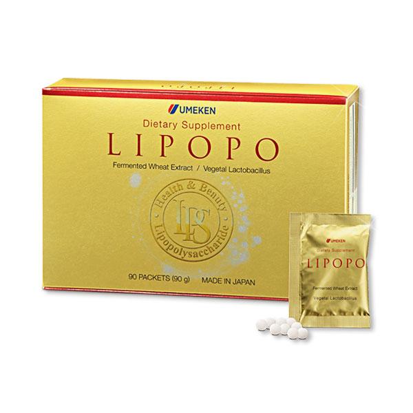 Lipopo / Dùng khoảng 3 tháng (90 bao)
