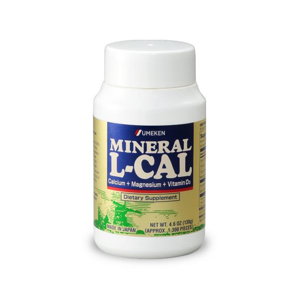 Mineral L-Calcium 130g