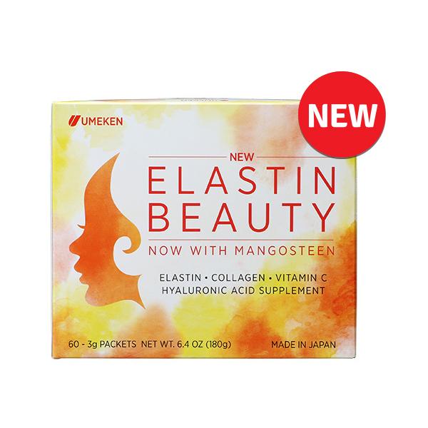 (New) Elastin Beauty / Dùng khoảng 1 tháng (60 bao)