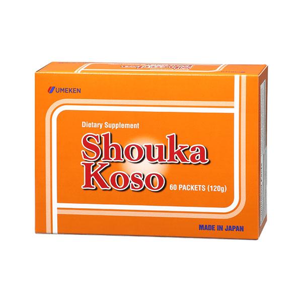 Shouka Koso(Enzim Tiêu Hóa) / Dùng khoảng 2 tháng (60 bao)