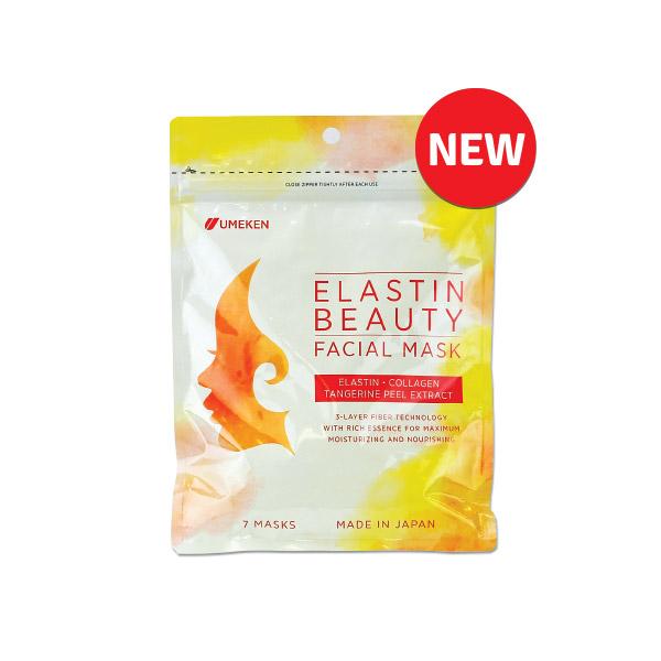 Elastin Beauty Mask Pack