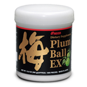 plum ball