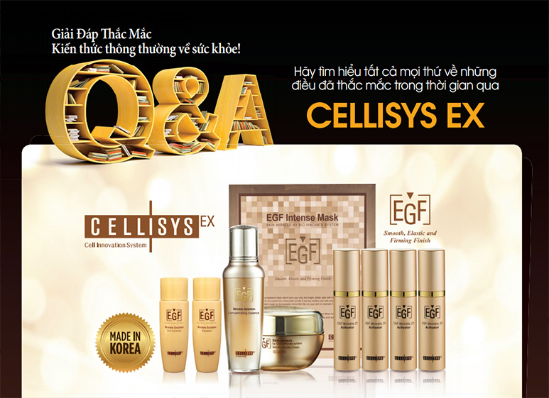 Cellisys EX Wrinkle Solution Skincare Special Kit
