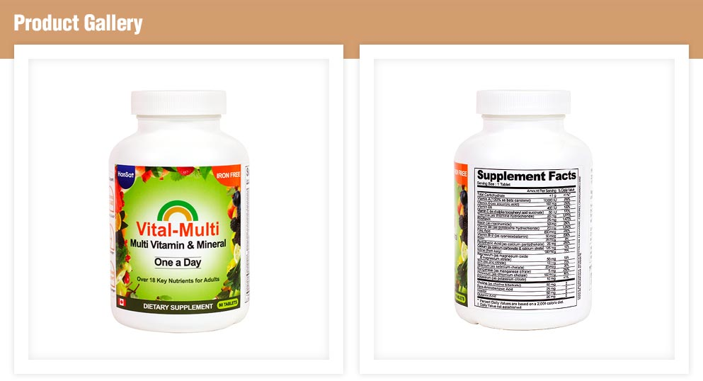Multi Vitamin images 1