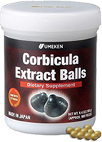 Corbicula Extract Balls / 3 mth supply (900 balls)