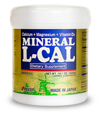 Mineral L-Calcium / 6 mth supply (4,000 balls)