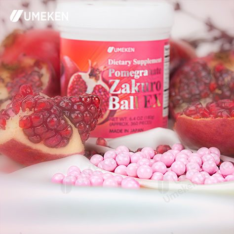 Pomegranate Zakuro Ball EX 9