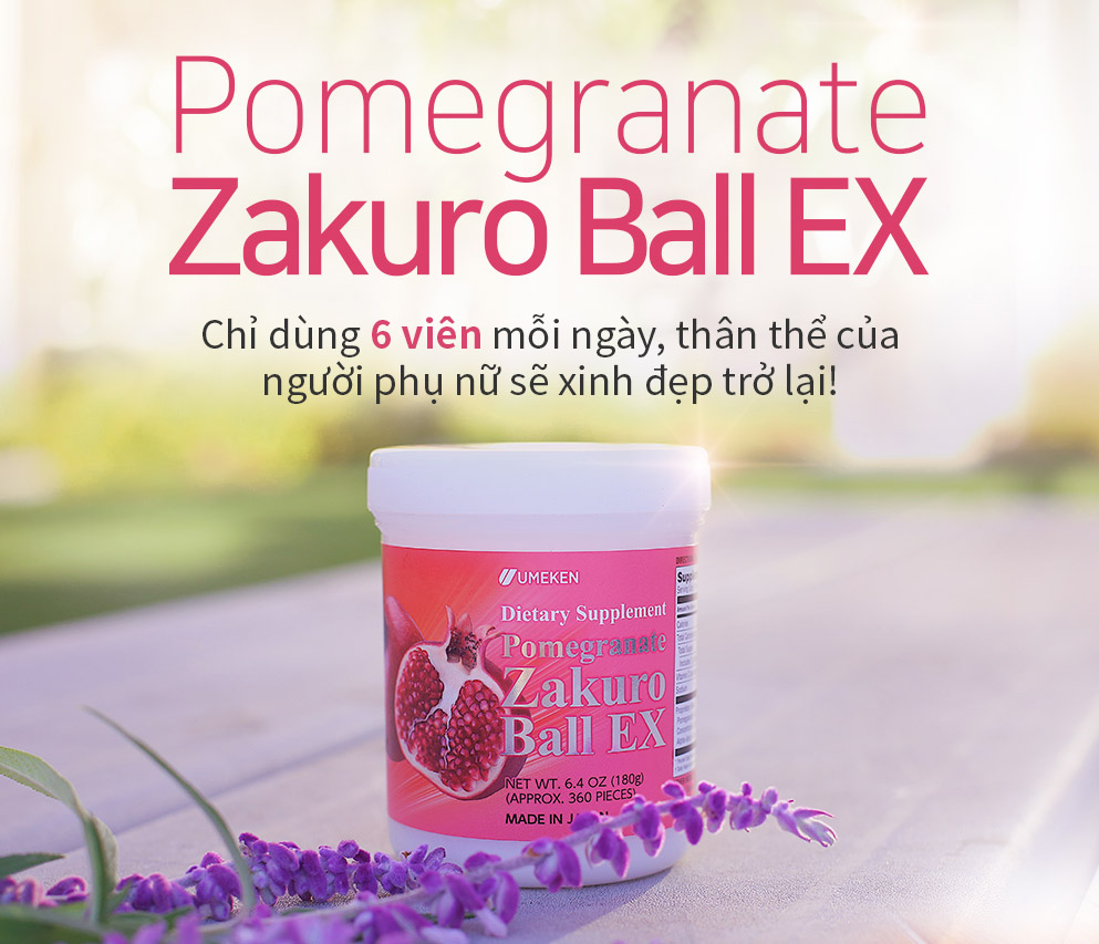 pomegrante zakuro ball