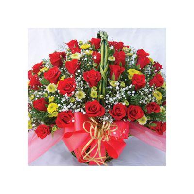 사랑 꽃바구니 2호