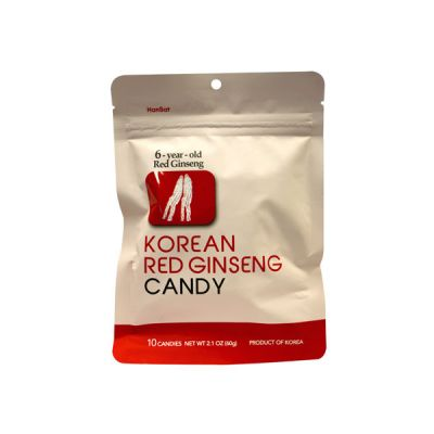 Korean Red Ginseng Candy (60g)