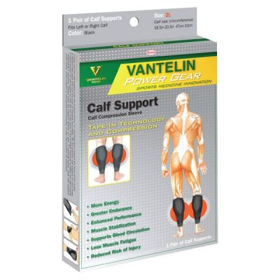 Vantelin Power Gear Calf Support (腿部護帶)