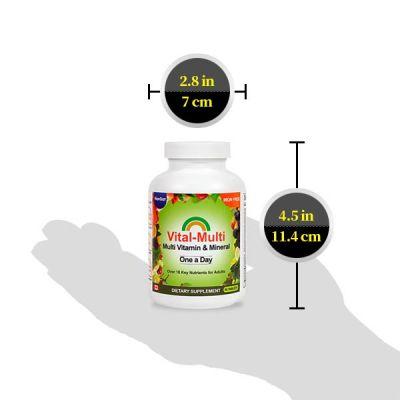 Vital-Multi Vitamin / 3 mth supply (90 tablets)