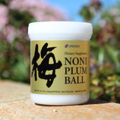Noni Plum Ball EX (180g) / 3 mth supply
